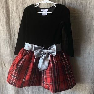 Perfect Holiday Dress (Toddler Girl 4T)